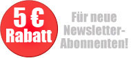 Jetzt zum Newsletter anmelden!
